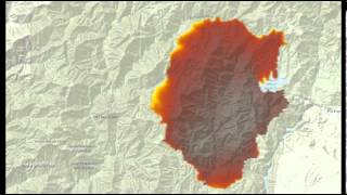 Bagley Fire grows across 46,000 acres west of Big Bend