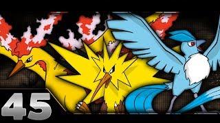 Articuno  - (Pokémon) - Pokemon X and Y - Part 45 - Catching Moltres/Zapdos/Articuno [Post-Game]