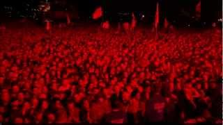 Oasis   Don't Look Back In Anger (Live At Glastonbury 2004) HD