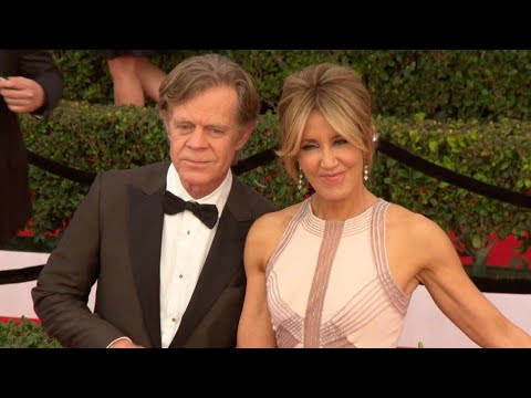 Felicity Huffman and William H. Macy's Marriage 'Under Pressure' Due to Admissions Scandal (Sourc…