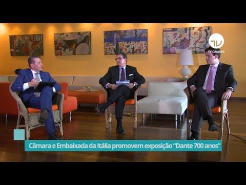 Câmara e Embaixada da Itália promovem exposição