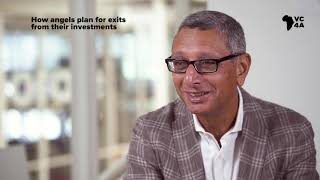How angels plan for exits from their investments