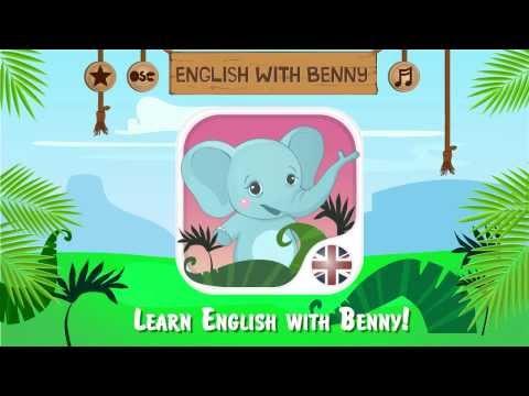 Angielski dla dzieci z Benny wideo