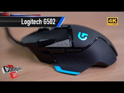 Logitech G502: Gamer-Maus im Test