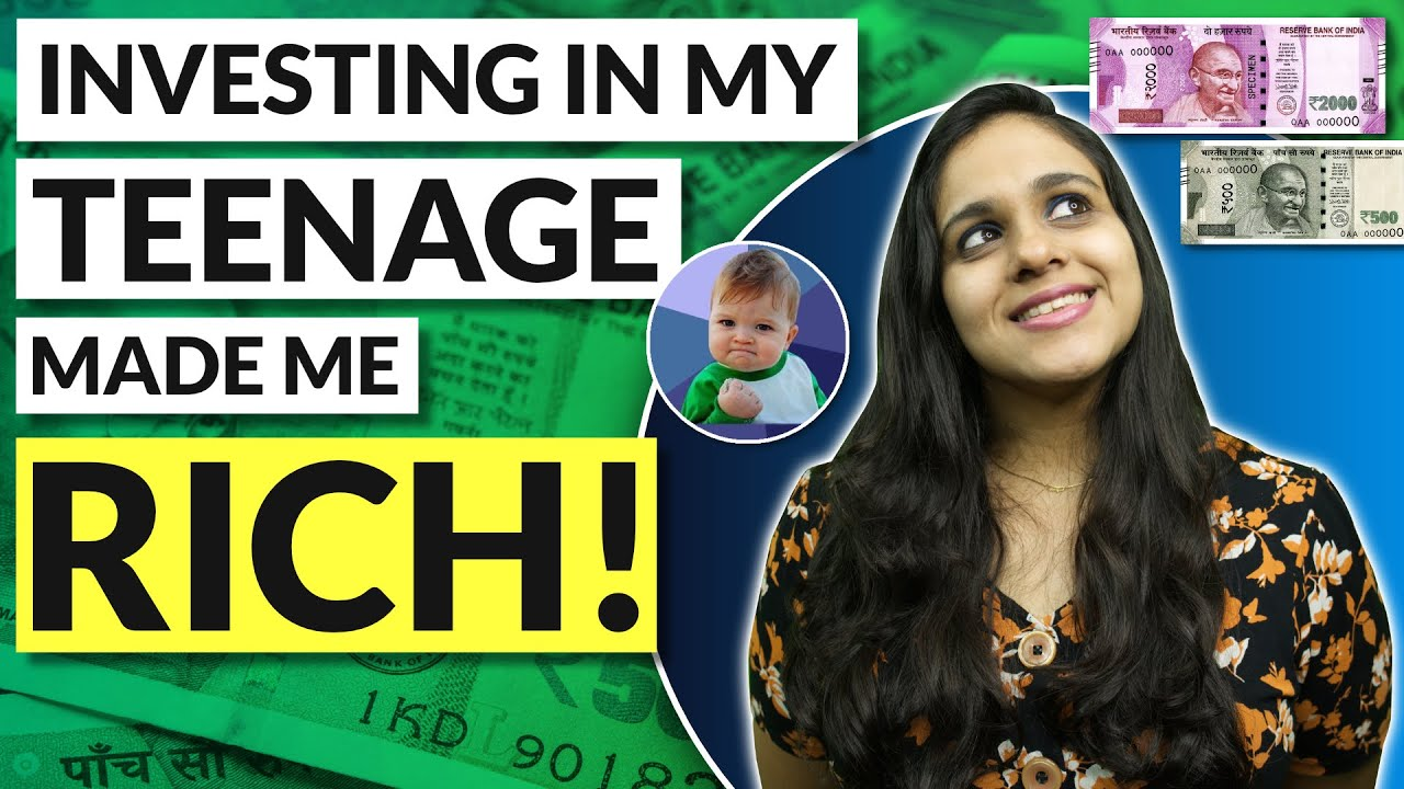 Investing for Teens in India|Personal financing channel by Abhi and Niyu thumbnail
