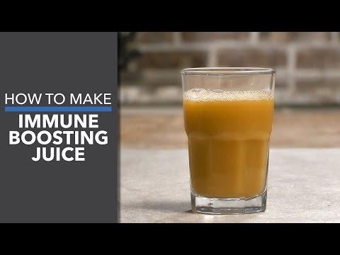 Video Immune Boosting Juice
