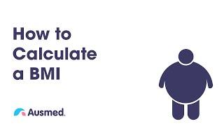 How to Calculate a BMI   Ausmed Explains...