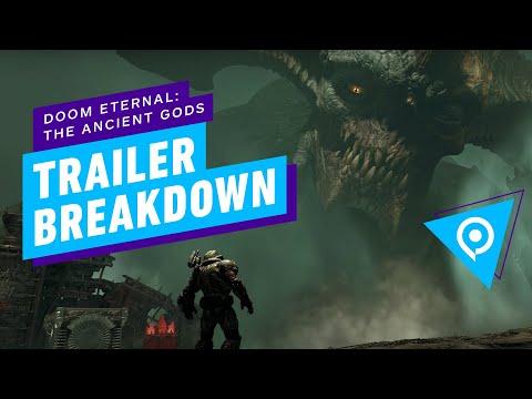 Doom Eternal: The Ancient Gods gamescom trailer