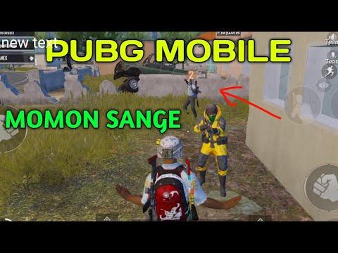 SI MOMON SANGE   PUBG MOBILE