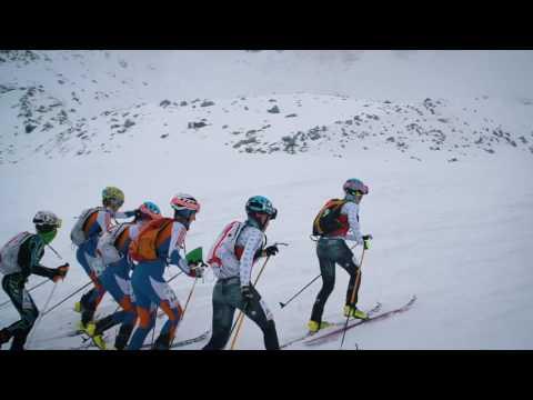 Adamello Ski Raid Junior 2016
