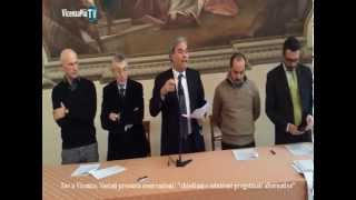 preview picture of video 'Tav a Vicenza, Variati presenta osservazioni e chiede soluzioni progettuali alternative'