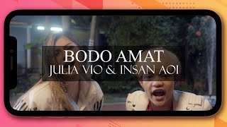 Lirik Lagu dan Chord Kunci Gitar Bodo Amat - Julia Vio, Insan Aoi, Lo Ngomongin Gue, Gue Bodo Amat