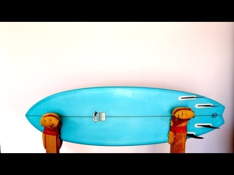 FCD Fark Surfboard Review no.33 | CompareSurfboards.com