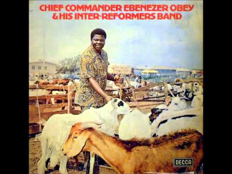 Ebenezer Obey- Track 2, Album: Chief Michael Awotesu 1990