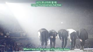 SHINee (샤이니) Honesty 늘 그자리에 Eng Sub+Han/Rom