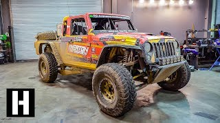 Wild JeepSpeed 3700 Race Truck Fresh off the Mint 400!