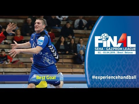 Final 4, 2019 | Best goal: Josip Bozic Pavletic (PPD Zagreb vs Vardar)
