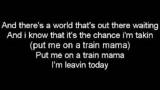 3 Doors Down - Train [Lyrics]