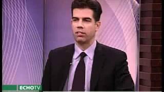 Gyürk András az Echo Tv-ben II. rész