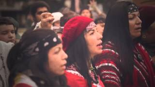 2012 - Idle no more, a protest movement evolves around Indigenous Ways of Knowing rooted in Indigeno