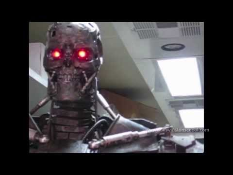 T-600 Is A Fantastic Backpack For Exterminating Mankind