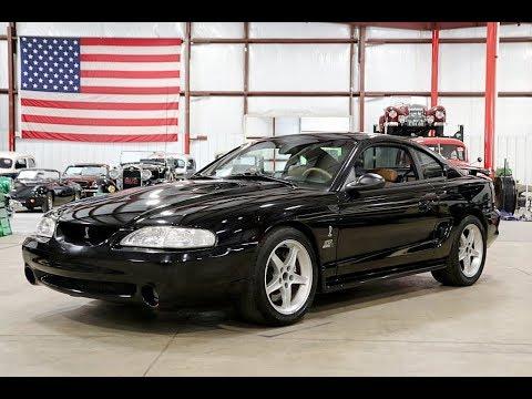 Video of '97 Mustang SVT Cobra - QSEA