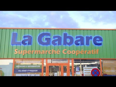 La Gabare, le supermarché coopératif d'Orléans Métropole