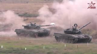 """Танковая карусель и """"Сирийский вал"""""""