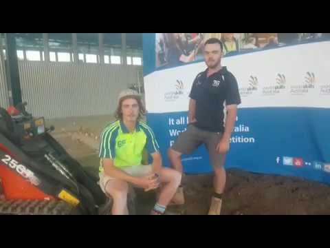 Christmas message from WorldSkills Australia competitors: Dougal King & Alex Halls Thumbnail