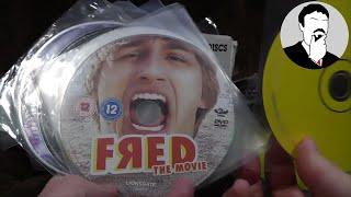 Massive CD & DVD Mystery Box Thing 2   Ashens