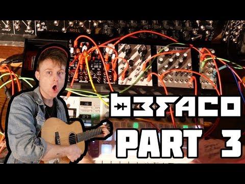 Befaco DIY Synthesizer Jam With an Arturia Beatstep Pro