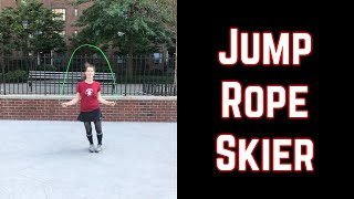 Learn The Jump Rope Skier