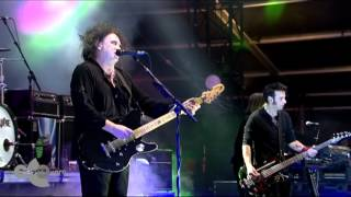 The Cure   Lullaby Live Op Pinkpop 2012