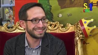 PEGASUS SPIELE - Interview mit Peter Berneiser - Spielwarenmesse 2018