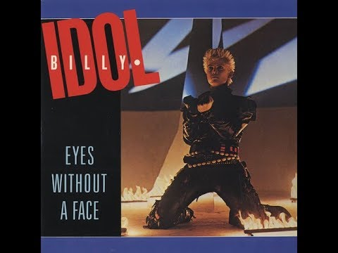 Billy Idol - Eyes Without A Face - (Instrumental) - (1983)