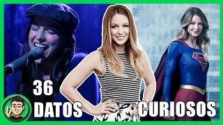 36 Curiosidades Que NO CONOCIAS Sobre Melissa Benoist (Supergirl) | ZomByte