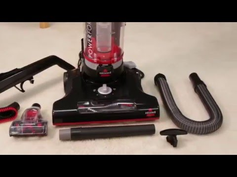Assembly - Powerforce Helix Turbo Bagless Upright Vacuum