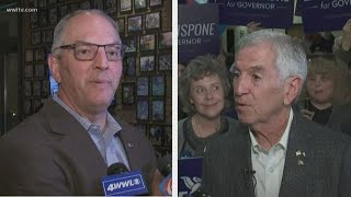 New Orleans area important for governor's race