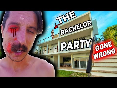 The Bachelor Party (HOSPITALIZED)