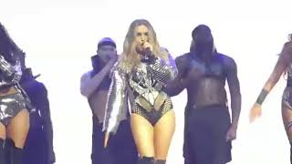 Perrie Edwards high note Down and Dirty  || Belfast SSE Arena 8/11/17