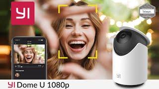Yi Dome U - Wifi-Überwachungskamera - Yi Home App - 1080P - Unboxing
