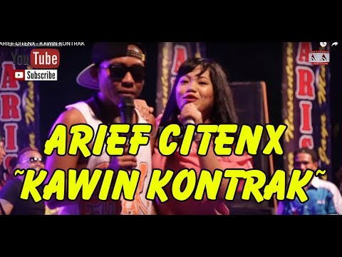 ARIEF CITENX  -  KAWIN KONTRAK