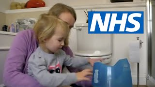 When should we start potty training? (18 to 30 months) | NHS