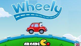 Wheely Walkthrough Level 1 - 15 All Levels