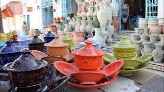 チュニジア10日間の旅