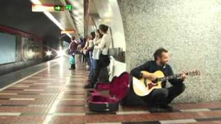 Rise Against - Swing Life Away (acoustic)
