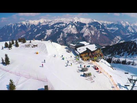 Skifahren im Skigebiet Riesneralm
