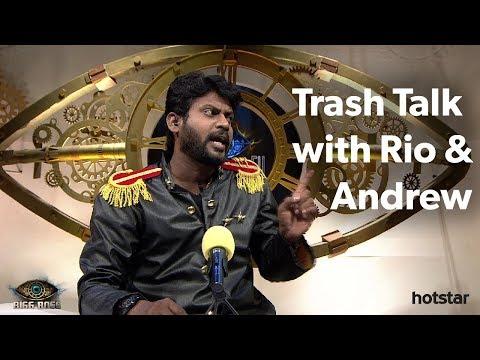 Download Rio Raj Imitates Aishwarya Dutta Bigg Boss Tamil