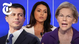 The Fourth 2019 Democratic Debate: Key Moments | NYT News