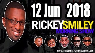 Rickey Smiley Morning Show 12-06-18